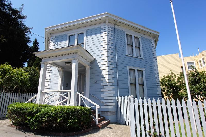 McElroy Octagon House - San Francisco - History's Homes