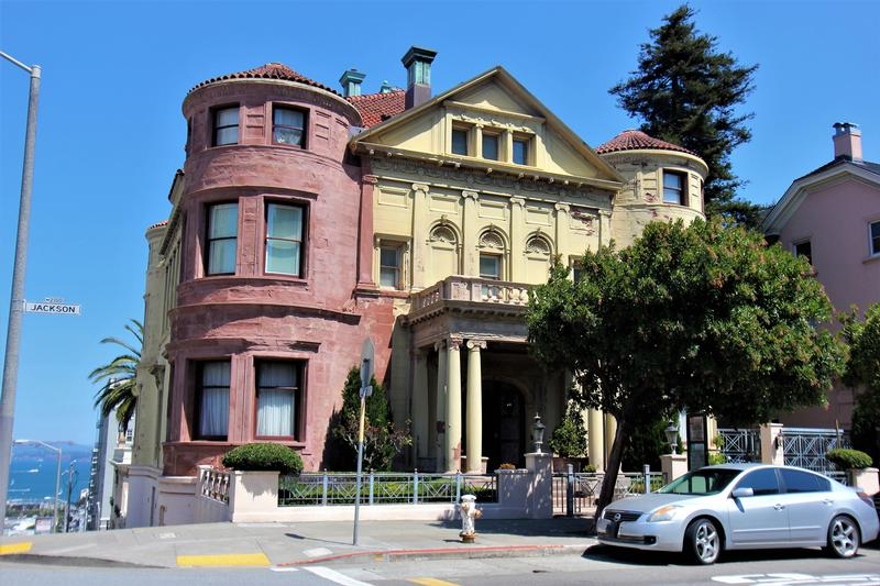 Whittier Mansion - San Francisco - History's Homes