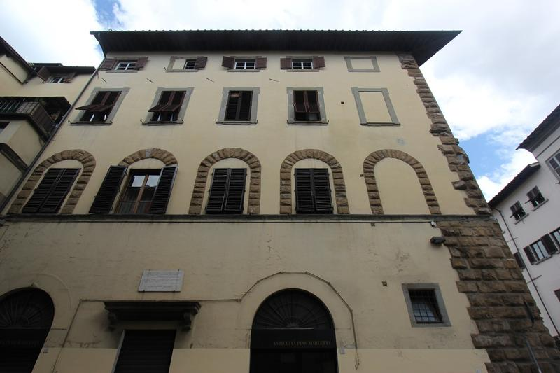 Robert Browning Home - Florence - History's Homes