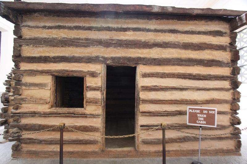 Abraham Lincoln Birthplace cabin - History's Homes