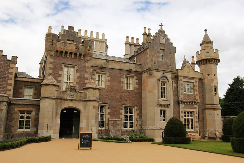 Sir Walter Scott Home - Scotland - History's Homes