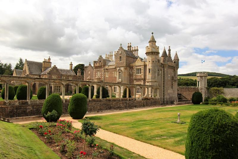 Sir Walter Scott Home - Melrose - History's Homes