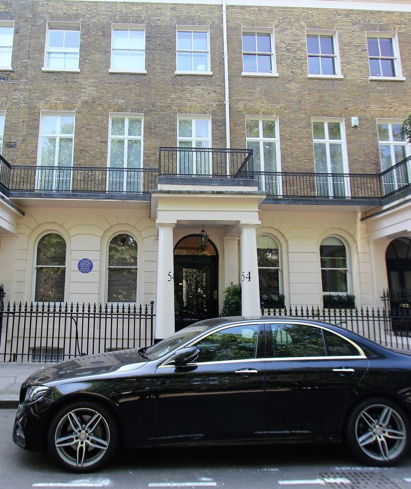 Vivien Leigh Home - Eaton Square - History's Homes