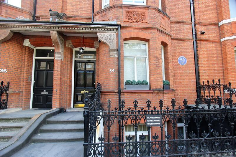 Oscar Wilde Home #2 - London - History's Homes