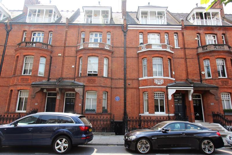 Oscar Wilde Home #2 street view - London - History's Homes