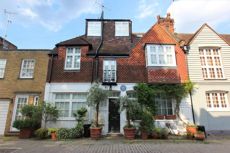 Agatha Christie Home - London - History's Homes