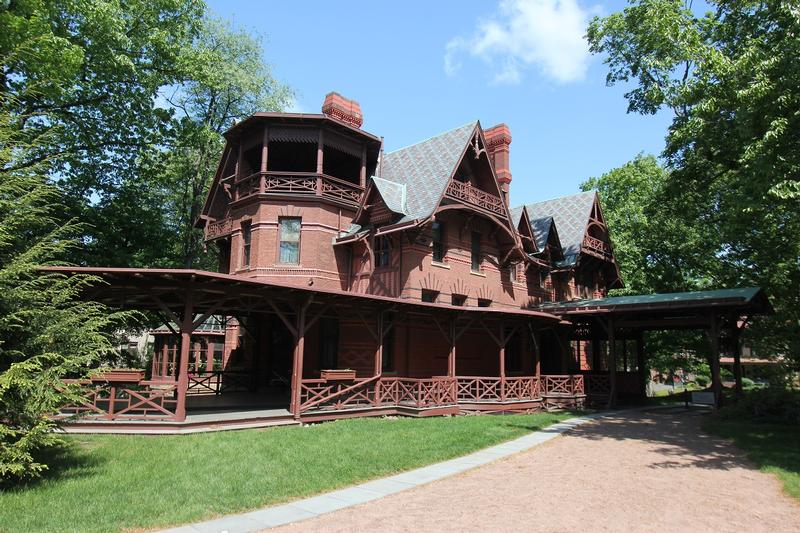 Mark Twain Home - Hartford - History's Homes