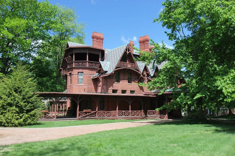 Mark Twain House - Hartford - History's Homes