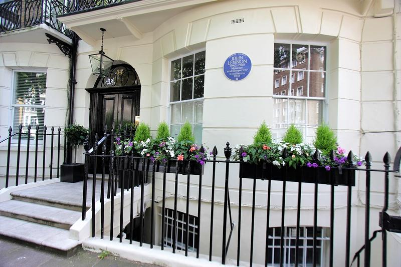 Montague Square - London - History's Homes