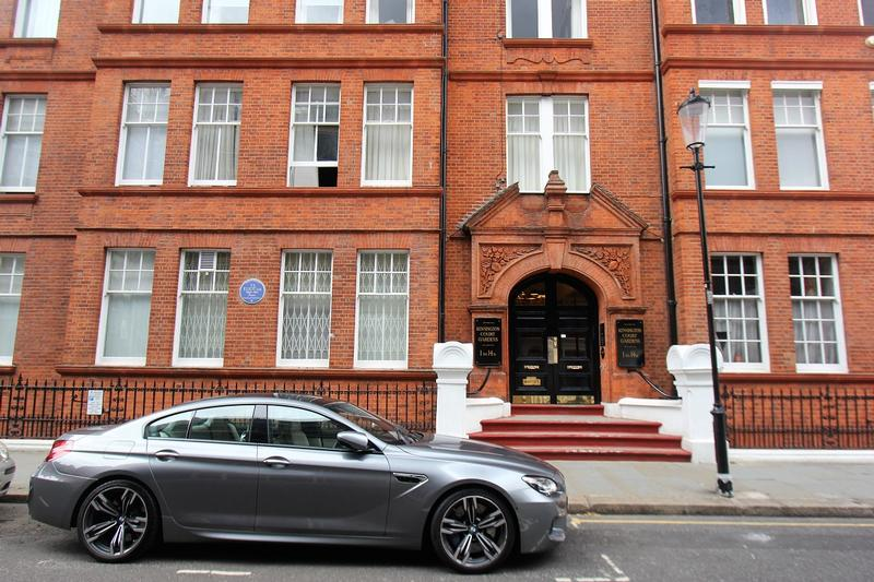 T.S. Eliot Home - London - History's Homes