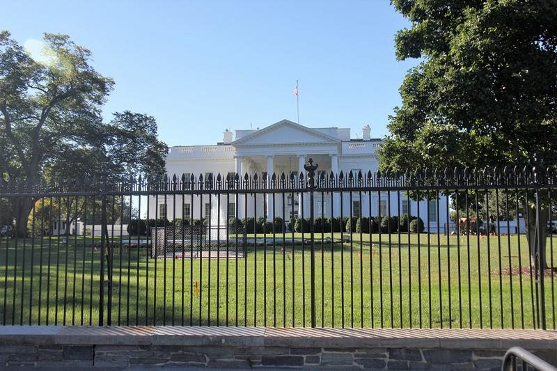 The White House - Pennsylvania Avenue - History's Homes