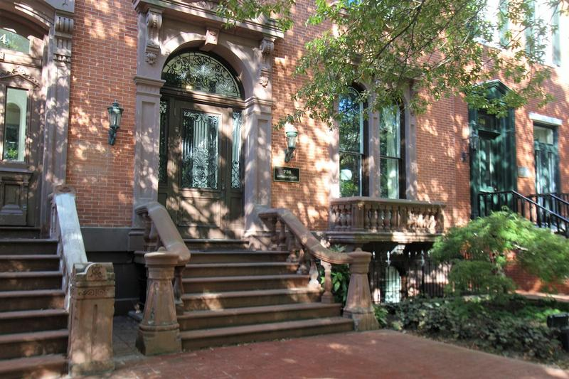Theodore Roosevelt Home - Lafayette Square - History's Homes