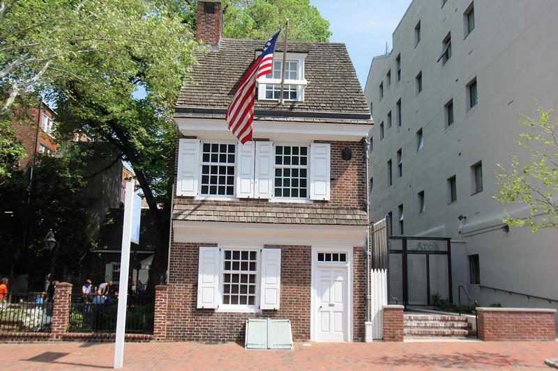 Betsy Ross House - Philadelphia - History's Homes