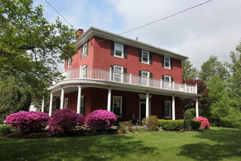 Oscar Hammerstein Home - Doylestown - History's Homes