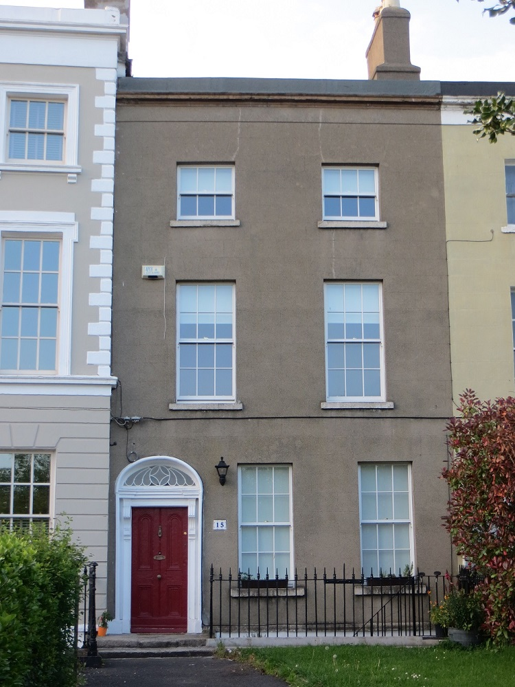 Bram Stoker's birthplace - Dublin - History's Homes
