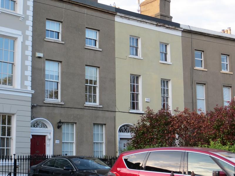 Bram Stoker's birthplace -Marino Crescent - History's Homes