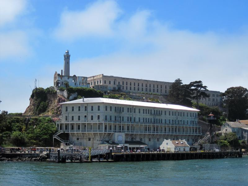 Alcatraz Federal Penitentiary - San Francisco - History's Homes