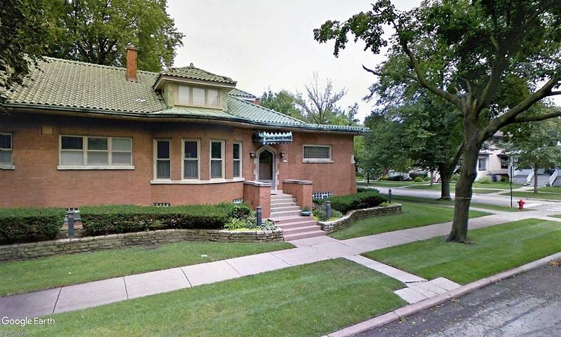 Sam Giancana Home - Oak Park - History's Homes