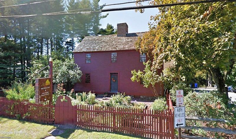 Noah Webster Birthplace - West Hartford - History's Homes
