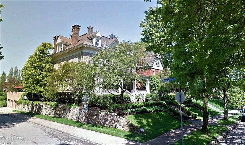 Willa Cather Home - Pittsburgh - History's Homes